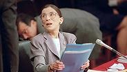 """""""没有Ruth,你永远拼不出Truth"""":与金斯伯格大法官的对话"""