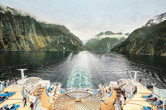 蓝宝石公主号即将翻新回归中国母港,多条航线探索多元化目的地图2