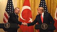 """特朗普见埃尔多安重点谈三件事,直言美军留在叙利亚""""只为石油而已"""""""