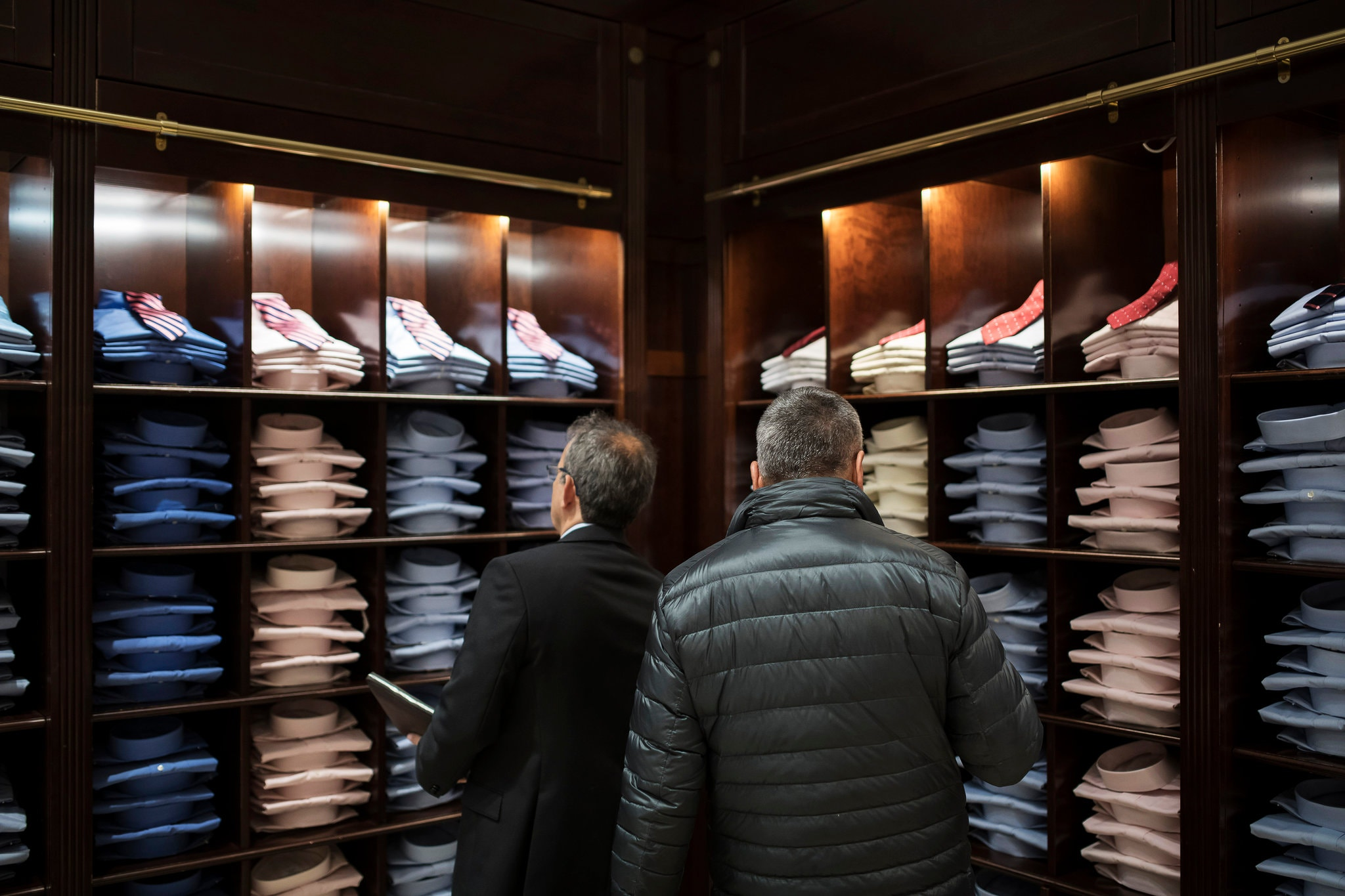 200岁的Brooks Brothers要被意大利金主卖掉了?图3