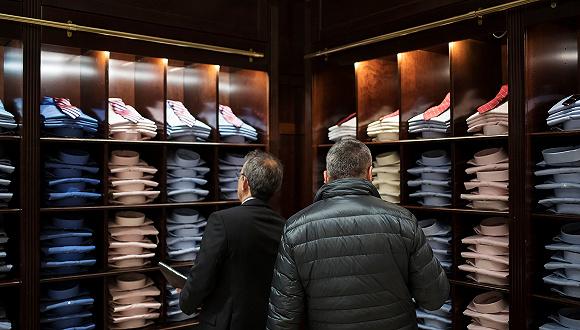 200岁的Brooks Brothers要被意大利金主卖掉了?图1