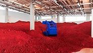 卡普尔中国展:有时候作品本身不携带任何信息,它仅仅是一个催化剂