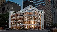 星巴克全球最大门店在芝加哥开业,也是配置最高的甄选烘焙工坊