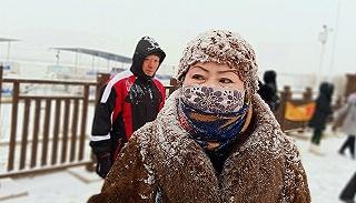 【图集】我爱你北方的雪,东北多地迎来今年第一场大雪