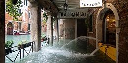威尼斯被淹,还有哪些地方岌岌可危?