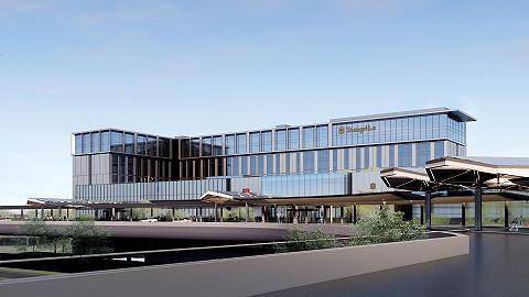 香格里拉在上海將再添兩家新酒店,2023 年登陸虹橋機場