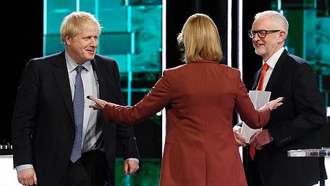 天下头条 英国保守党对工党领先优势缩小 美股录得一个多月来首次周下跌
