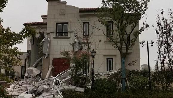 【深度】环保风暴席卷苏州,中粮太湖别墅遭拆除