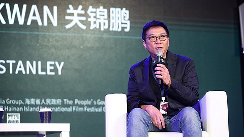 【海南电影节】对话关锦鹏:导演碰到一个想改变自己的演员,有好也有坏