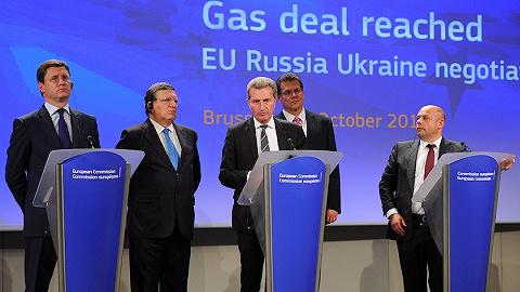 俄总理称无意停止经乌克兰向欧洲供气,呼吁乌克兰直接向俄购气