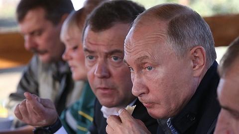 俄總統總理談WADA禁賽:我們是有興奮劑問題,但不該懲罰整個集體