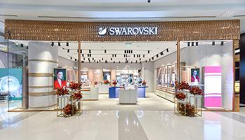 施華洛世奇快125歲了,全新零售概念店卻跟你沒有代溝