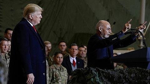 美國在阿富汗花費2萬億美元,誰是受益者?