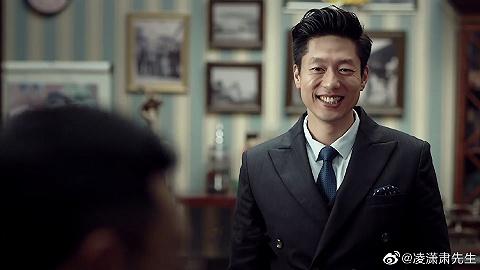 【专访】凌潇肃:我越认真,导演越想笑