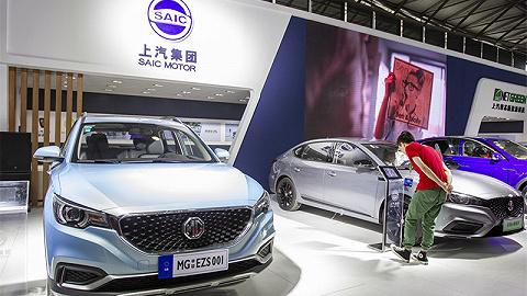 2019年海外销量增长26%,上汽集团:2025年目标100万辆