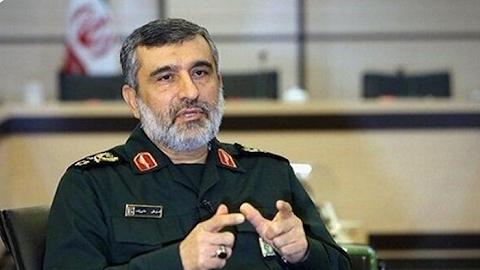 伊斯兰革命卫队高级指挥官:个人承担击落客机全部责任