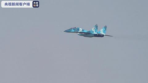 視頻丨緬甸空軍戰機為習近平主席專機升空護航