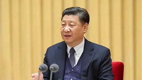 習近平:建設更高水平的平安中國法治中國