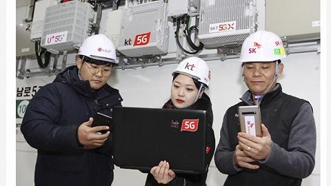 2020年底前,韓國最大地鐵網絡將建成5G基礎設施