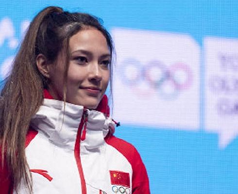 洛桑冬青奧會谷愛凌奪金,中國隊包攬自由式滑雪U型場地冠亞軍