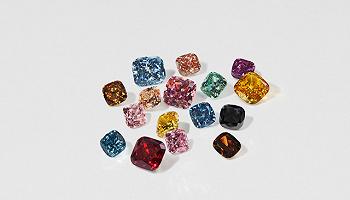施华洛世奇推出实验室培育彩钻,但从水晶到钻石的路也不好走
