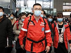 接诊过上海第一例SARS病人的医生,随第二批医疗队驰援武汉