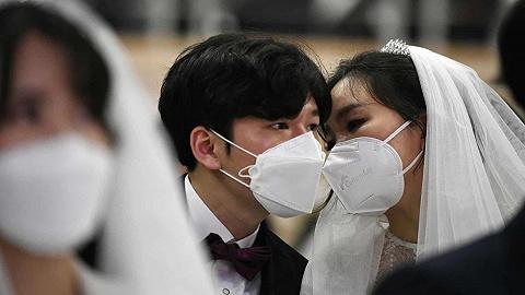 一周影像资讯   新冠肺炎下的韩国集体婚礼,Instagram去年广告收入远超YouTube