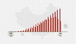数据   (截至2月10日24时)新型冠状病毒感染肺炎病例通报例