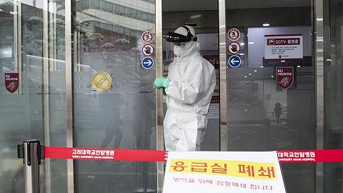 新冠肺炎疫情海外第四,韓國今天給出病例分析數據
