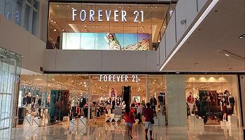 閃電節奏,Forever 21已正式被收購