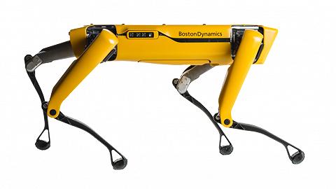 工业之美丨网红机器狗正式入职油气公司,还拥有员工编号和工牌