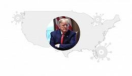 图解 | 美国进入全国紧急状态,特朗普要这么干