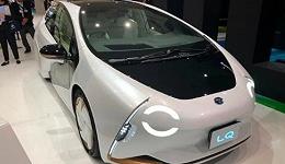 这台计划要在东京奥运会上提供服务的丰田概念车开始路试了