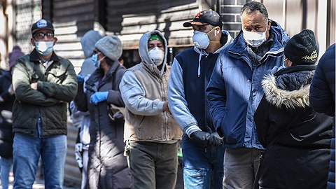 全球累计确诊120万、病亡6.4万,纽约州长感谢中国捐赠呼吸机 | 国际疫情观察(4月5日)