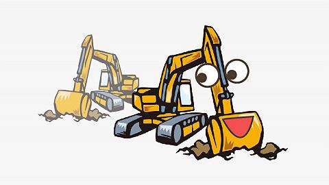 数据 | 基建规模有多大?超10万台挖掘机已上路,价格普涨