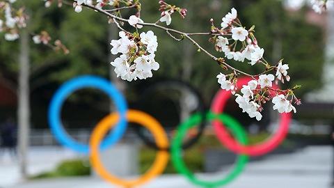 奧運會會徽被設計成新冠病毒,東京奧組委提出抗議