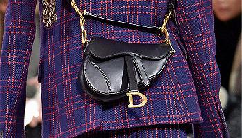 面世20年后,Dior最熱門的馬鞍包終于申請外觀專利