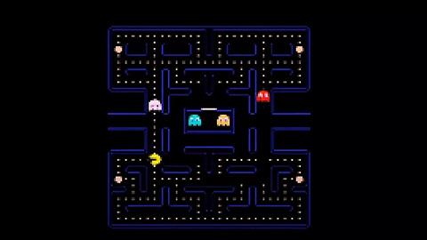 《吃豆人》游戲誕生40周年,英偉達用AI做了一個復刻版
