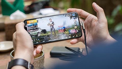 移動游戲擴大市場份額增長,今年手游消費將是PC的2.8倍