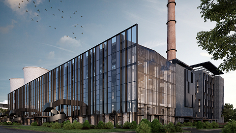北京首钢园香格里拉酒店即将完成封顶,计划于2021年建成