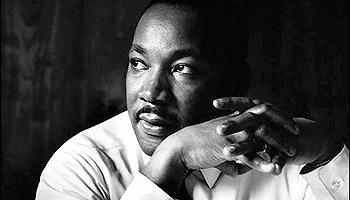 """马丁·路德·金:""""黑人权力""""的口号从失望和绝望中诞生,却注定失败"""