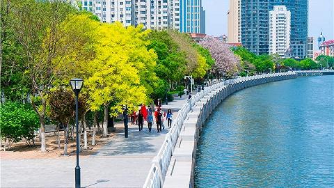 天津首办公园体育联赛