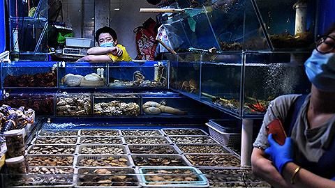 【图集】直击疫情下的北京菜市场