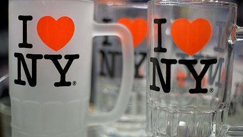 """I ♥ NY""设计师逝世,这是现代城市营销的鼻祖"