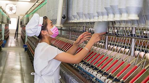 """中小纺织企业生存调查:订单短期明显恢复,面临产业链升级""""大考"""""""