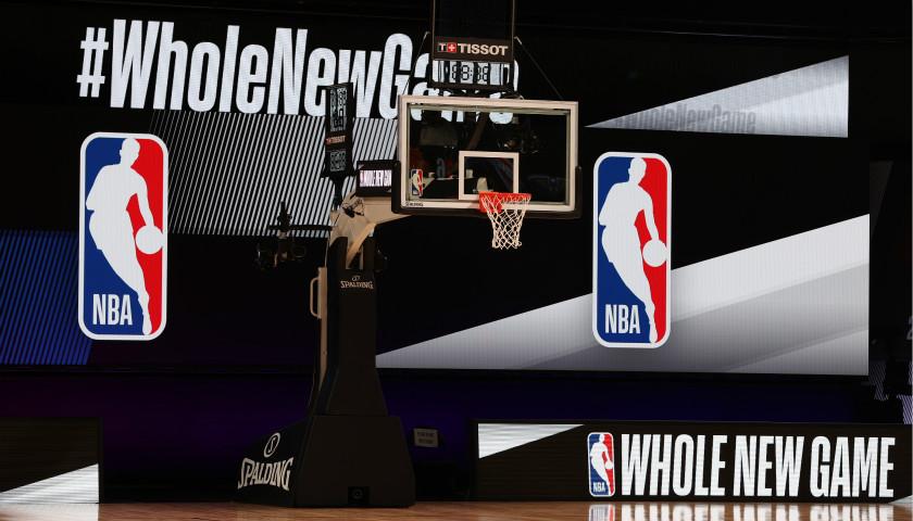 NBA复赛22队阵容公布,346名球员零感染