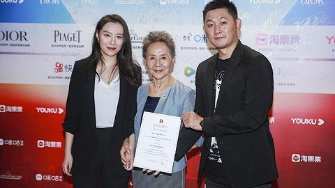 【上海电影节】对话演员吴彦姝:七八十岁的演员很少有机会演主角,这种剧本对我们来说很难得
