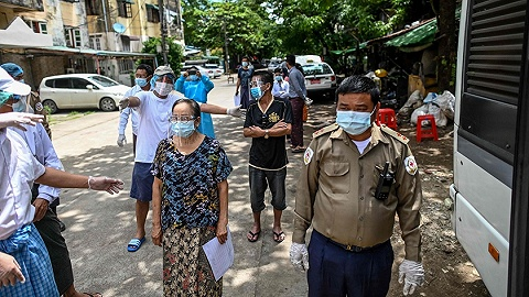 偷渡入境致瑞丽全市隔离,缅甸的疫情如何了?