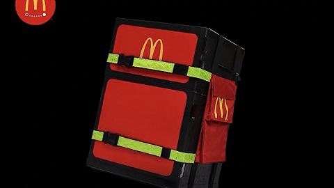 麦当劳1917块钱的外卖箱,有人买吗?