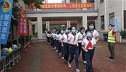 图集|全民国防教育日,上海全市试鸣防空警报